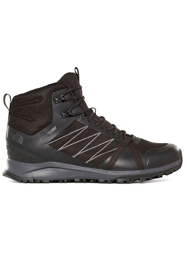 The North Face The North Face Litewave Fastpack II Mid Waterproof Erkek Ayakkabı Siyah Renkli